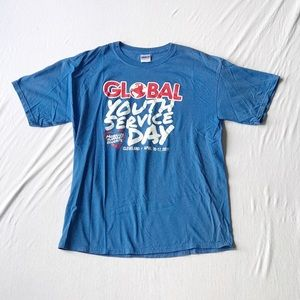 Global Youth Service Day T-Shirt
